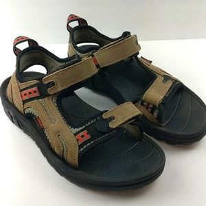 Teva sandals men's size 8